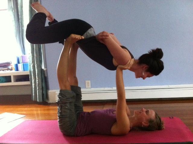 Tandem Yoga Benefit Basics