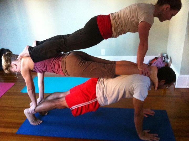 Tandem Yoga Benefit