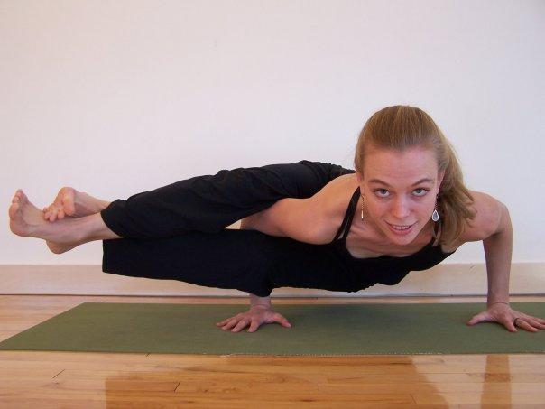 Emily Seymour yoga testimonials