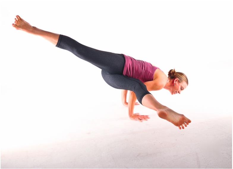 Emily Seymour Yoga Flexible Aging