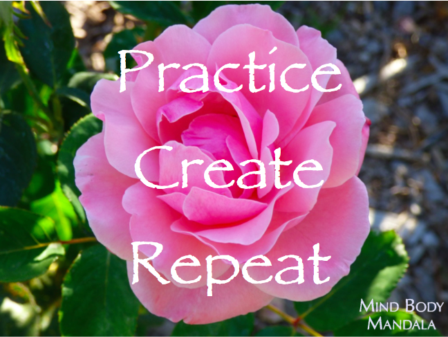 Practice Create Repeat