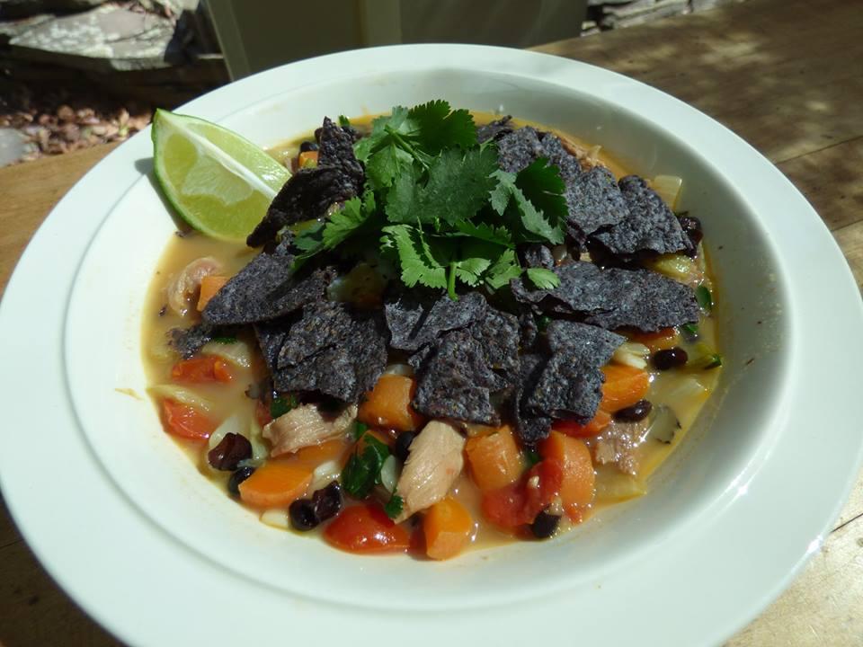 Home Rituals Chicken Tortilla Soup
