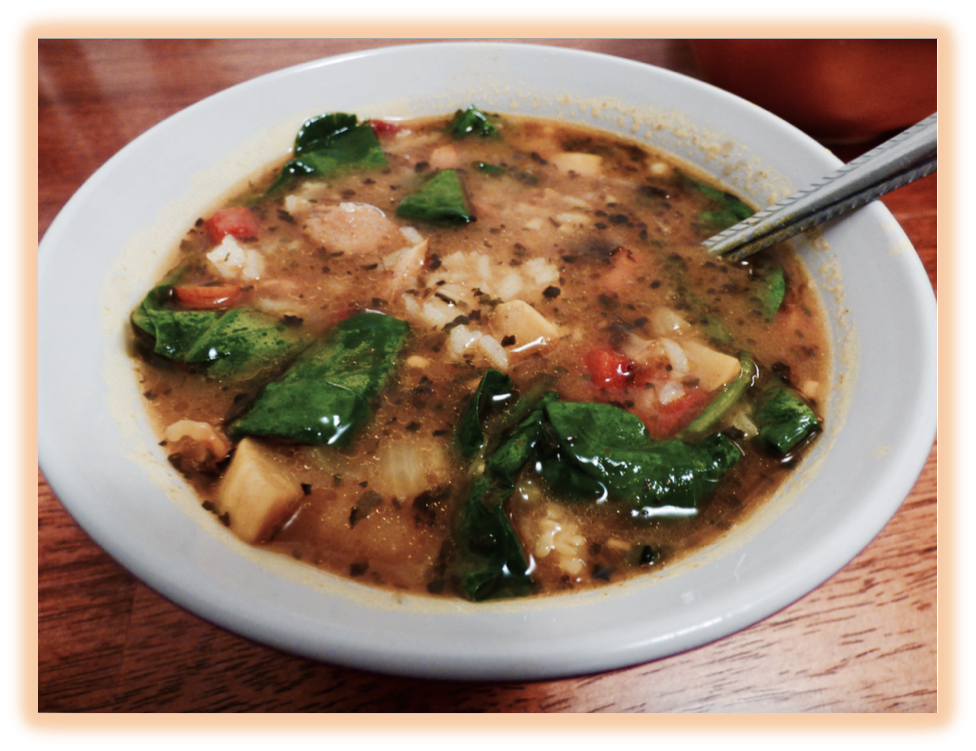 Easy Thai Curry Soup Recipe