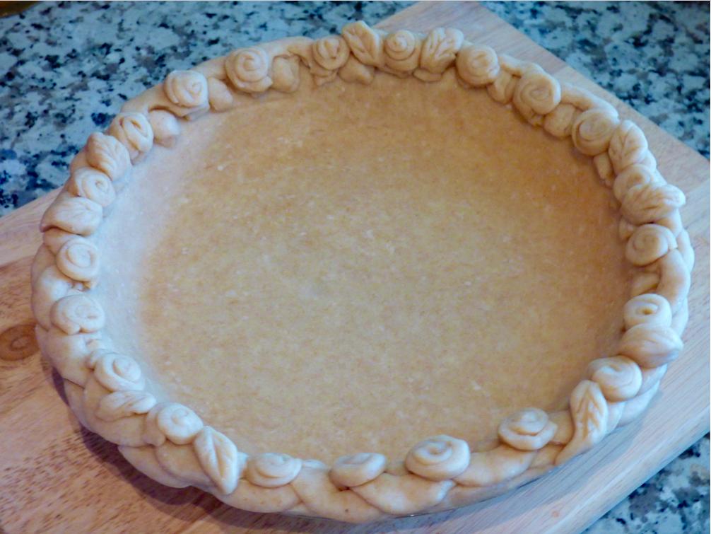 Home Rituals - Maple Pecan Pie -