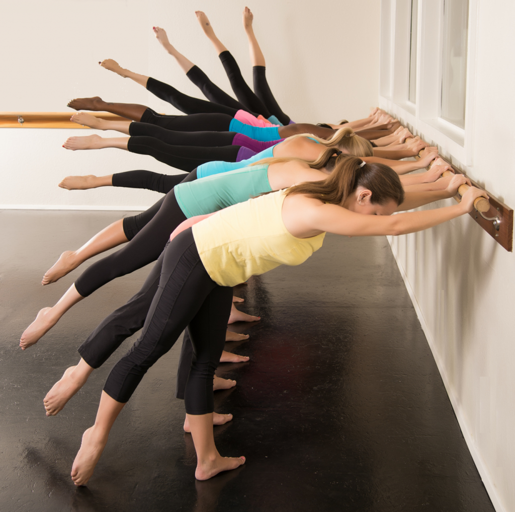 Ballet Barre Arabesque Dance Conditioning Classes